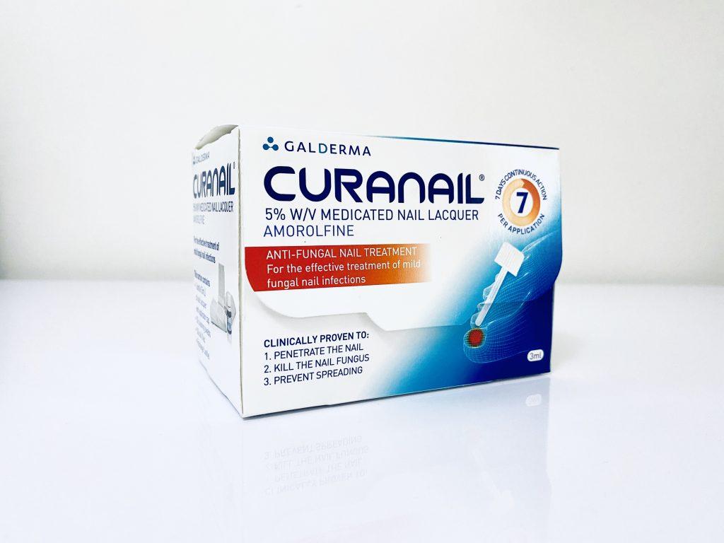 Curanail box