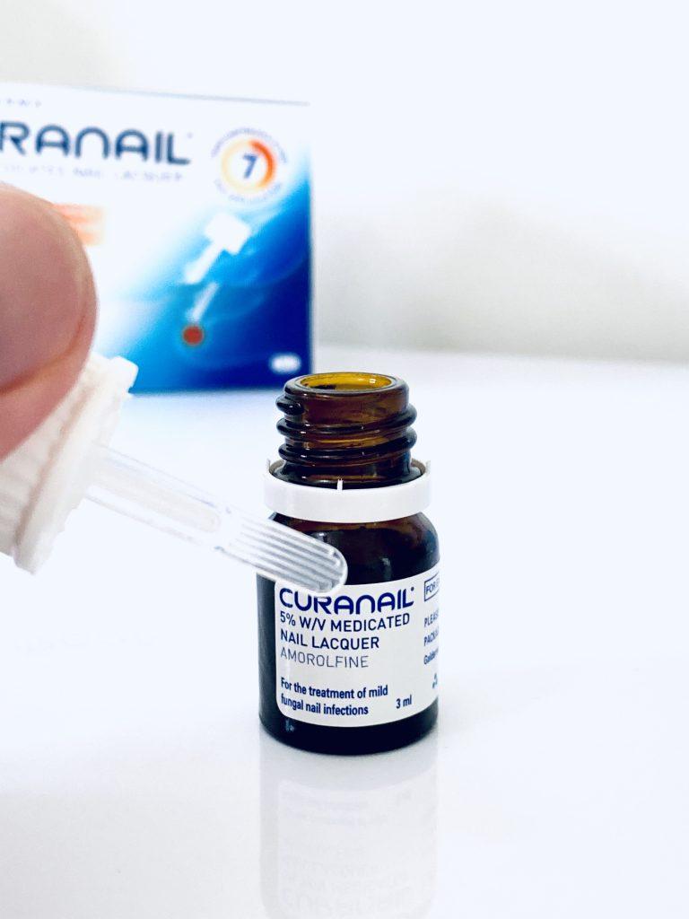 Curanail 5% W/V Medicated Nail Lacquer Amorolfine