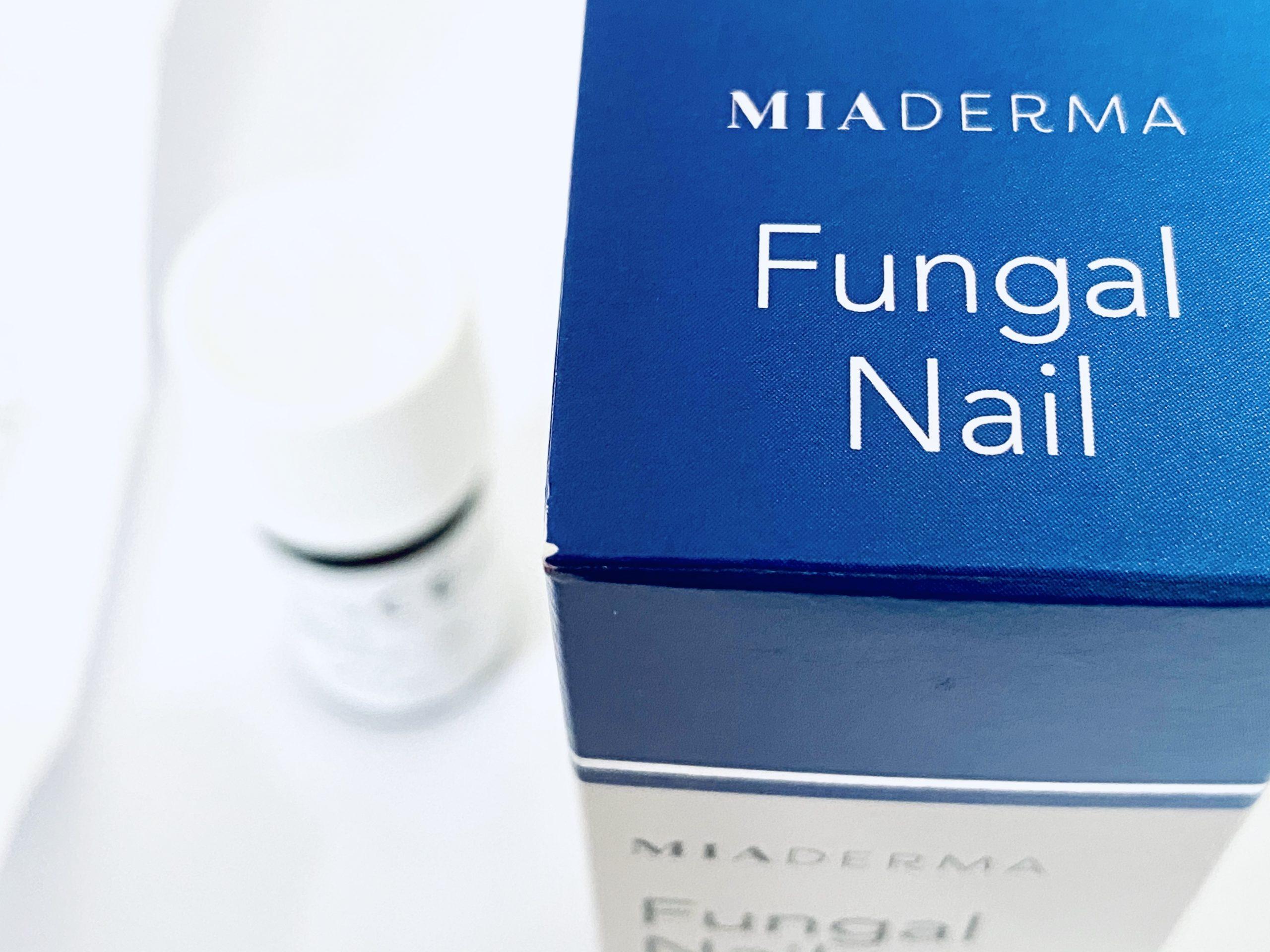 Miaderma Fungal Nail